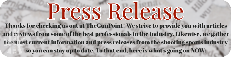 The Gun Point Press Release