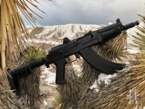The Arsenal SAM7K-04 Pistol