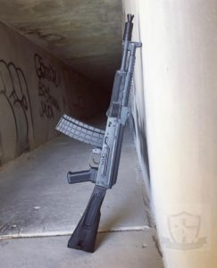 THE 5.56 AK REVOLUTION